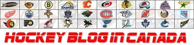 Hockey Blog in Canada